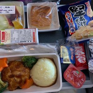 シンガポール航空のベビーミール(Child Meal for Infant)を頼んでみた