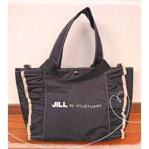 JILL by JILLSTUART♡フリルトートバックBOOK