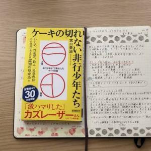 【読了】宮口幸治さん著書「ケーキの切れない非行少年たち」を読みました