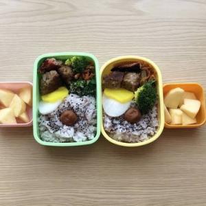 【2020年2月】幼稚園お弁当記録(年長・年少)