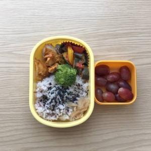 【2020年】6月 幼稚園お弁当記録(年中・息子)
