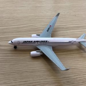 【2019年夏の帰省】子連れで飛行機。持って行ったもの。JALでもらったグッズ紹介
