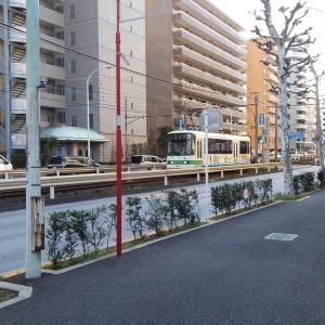都電荒川線 早稲田近辺で撮り鉄・乗り旅しました。