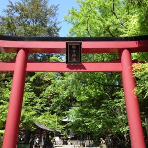 愛知県春日井市の 内々神社 に行きました。