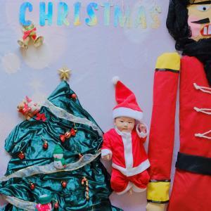 【募集】クリスマスのおひるねアート体験会@おやこひろばえふえふ