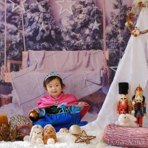 【募集】クリスマスのおすわりアート撮影会