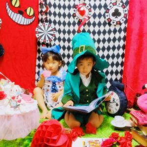 おすわりNo. 10 Alice in Wonderland