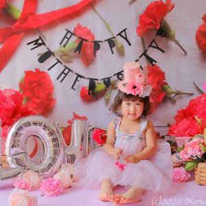 おすわりNo.12 HAPPY MOTHER'S DAY!