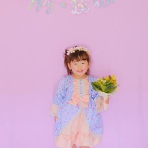 祝♡3歳!