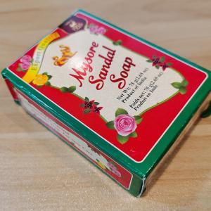 インド製の石鹸