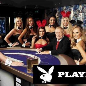 【ロンドンのセクシーカジノ】プレイボーイクラブ🐰完全会員制!バニーちゃん