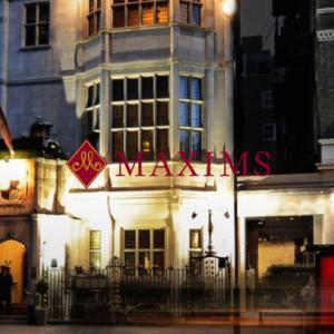 ケンジストン独占の高級カジノ【マキシムズ ロンドン】おすすめレストラン紹介