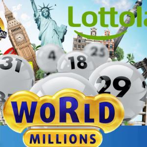 【上限200億円】ワールドミリオンズ販売中!ロトランドの超ド級宝くじ|高確率1等独占