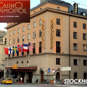 スウェーデンNO.1のスーパーカジノ!【コスモポール・ストックホルム】おすすめ観光