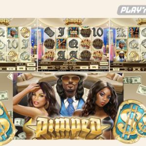 【危険機種】Pimpedの遊び方解説≫ボーナスゲームの意味…ギャンブル性高😈勝てない