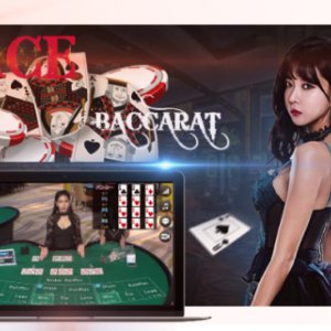 《3フェイス・バカラの遊び方》バンカー1人vsプレイヤー3人!ポーカーの役も有り♠♥