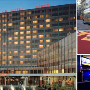ジュネーブ空港近くにあるホテル&カジノ【カジノデュラック】スイスおすすめ観光