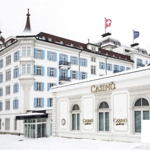 絶景!海抜1850mにある高級ホテル&カジノ【カジノサンモリッツ】スイスおすすめ観光