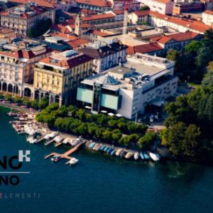 美しいルガーノ湖畔にある【カジノ ルガーノ】スイス観光おすすめ イタリア国境