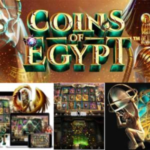 【Coins of Egypt】ファラオの秘宝スロット!呪いが解けるまで無限∞ボーナスゲーム💰