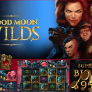 【Blood Moon Wilds】満月のときは必ず吸血鬼が全ワイルド化!狼ボーナスが止まらない$