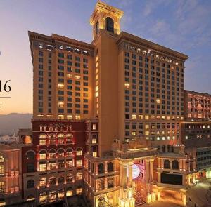 【ポンテ16】マカオで人気ランキング連続上位のリゾートカジノ!ソフィテルマカオ内