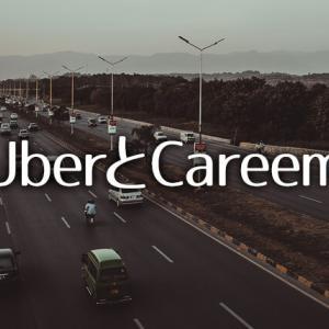 街中の移動・観光に便利な配車サービス、UberとCareem