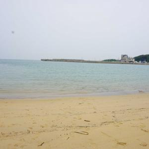 糸島『芥屋海水浴場』