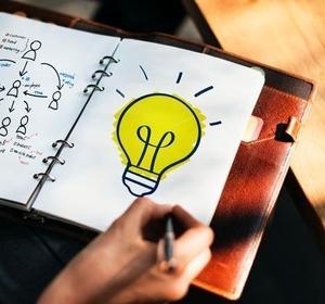 会議でアイデアが出ない時に取るべき行動【落書き】