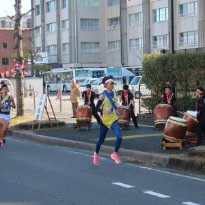第66回近江八幡駅伝競走大会の様子と結果紹介(2020年1月19日開催)
