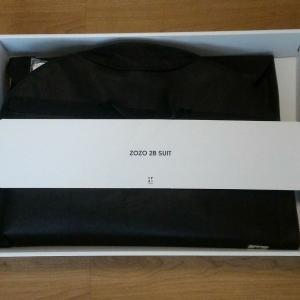 【ZOZO 2Bスーツを着た感想】12月14日 ポジション