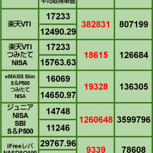 iFree レバレッジ NASDAQ100買い増し中【6月の買い増し状況】6月14日 iDeCo、投信評価損益