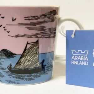 2010 ナイトセーリング (Night Sailing) 65周年記念【レア度8】 《アラビア&ムーミンマグカップ》