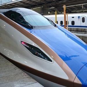 金沢発、金沢着の一筆書。京都と東京で途中下車して節約の旅。