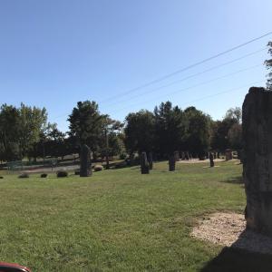 [観光?]Kentucky Stonehenge in Munfordville, KY