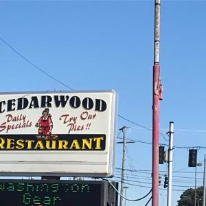 Cedarwood restaurant near Lebanon in KY
