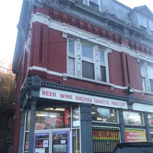 エチオピア食材店 in Cincinnati, Ohio
