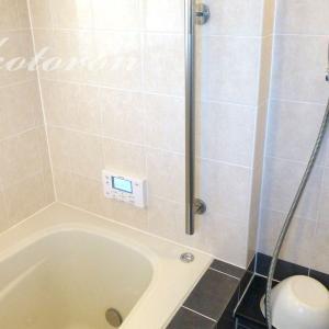Web内覧会3 バスルームPart2 四角形ではない部屋