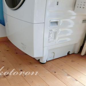 [Web内覧会32][家事室5]洗濯パンを付けないという選択