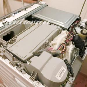 洗濯乾燥機の給水弁を自力で交換成功!