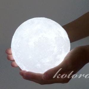お月さまのライト♪