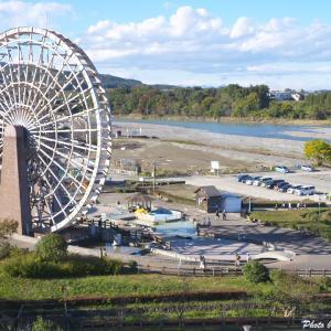 今年の埼玉県民の日は、「かわはく」へ(その2) --- 埼玉県寄居町 埼玉県立 川の博物館 ---