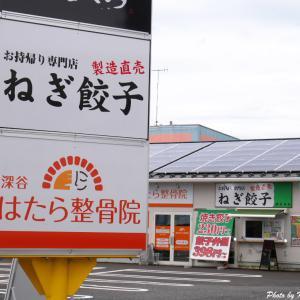 餃子丼、直球ド真ん中の美味しさ --- 深谷市 ねぎ餃子 深谷本店 ---