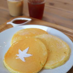 フワフワのパンケーキと、樹液紅茶と、メープルラテと --- 秩父郡小鹿野町 MAPLE BASE(メープルベース) ---