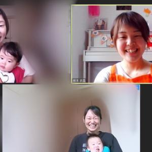 初のオンライン体験会!バタバタしたけどママの笑顔に救われた!!