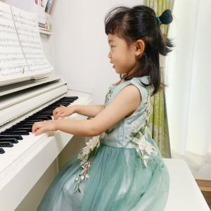 ピアノ発表会まで、あと2週間