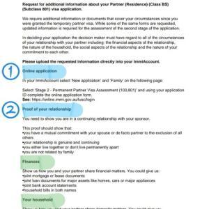 【国際結婚】オーストラリアパートナービザ テンポラリーからPRの申請方法