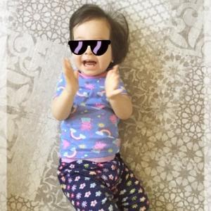 【前編】20ヶ月(1歳8ヶ月)!!〜娘の成長記録〜