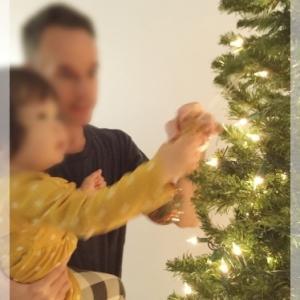 娘's キッチン!!と、クリスマスツリー