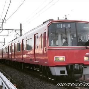 名鉄3500系4次車 3526F